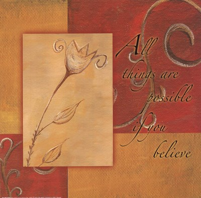 Spice BlocksAll things are possible art print by Maria Girardi for $11.25 CAD