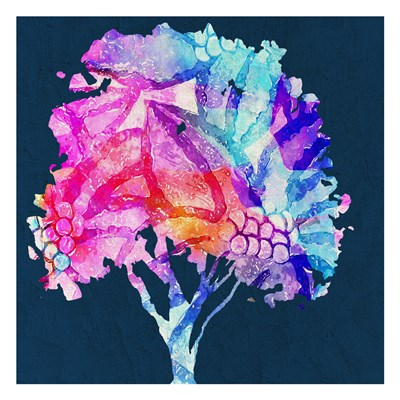 Painted Tree 1 art print by Ann Bailey for $18.75 CAD