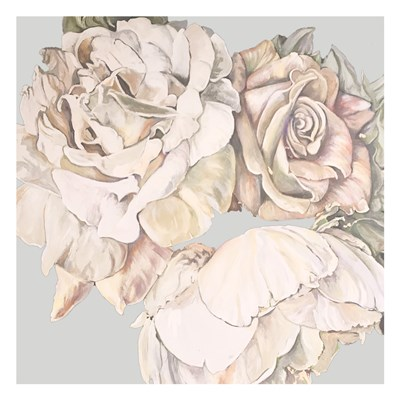 Soft Rose Bunch art print by Emma Catherine Debs for $18.75 CAD
