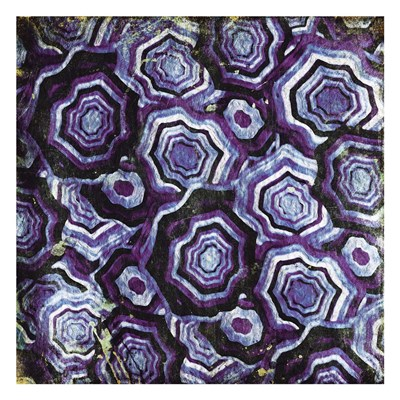 Mix Of Purple Chips art print by Jace Grey for $18.75 CAD