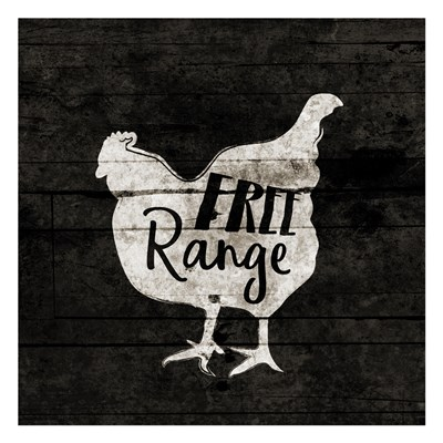 Free Range art print by Jace Grey for $18.75 CAD