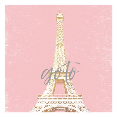 Paris Go To art print by Jace Grey for $18.75 CAD