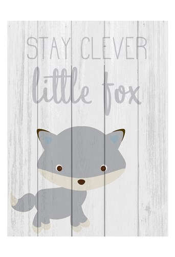 Stay Clever art print by Kimberly Allen for $22.50 CAD