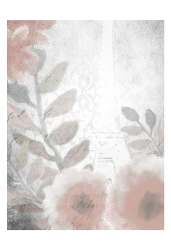 Dusty Rose 4 art print by Kimberly Allen for $22.50 CAD