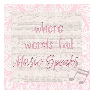 Where Words  A art print by Kimberly Allen for $18.75 CAD