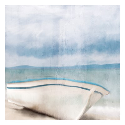 Beached art print by Kimberly Allen for $18.75 CAD