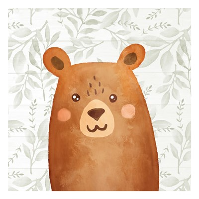 Woodland Love 3 art print by Kimberly Allen for $18.75 CAD