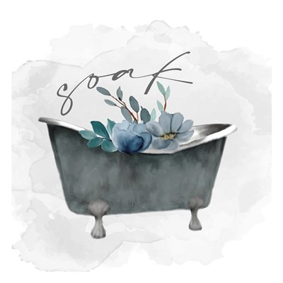Wash Your 5 art print by Kimberly Allen for $18.75 CAD
