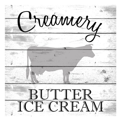 Creamery art print by Kimberly Allen for $18.75 CAD
