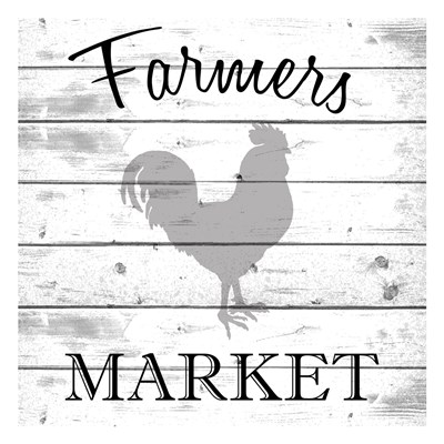 Farmers Market art print by Kimberly Allen for $18.75 CAD
