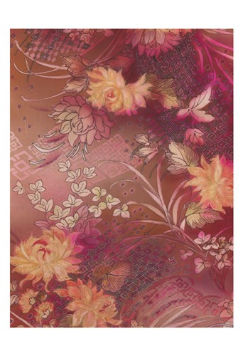 Marooned Florals C art print by May for $22.50 CAD