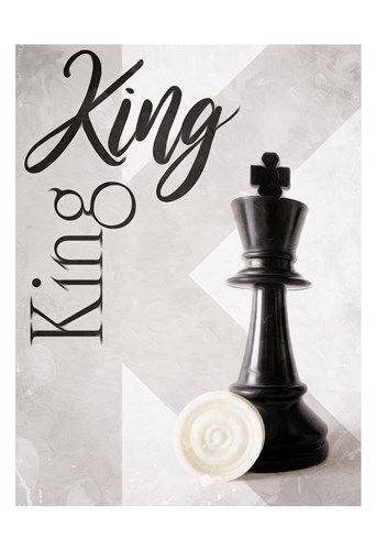Don't Play The King art print by Milli Villa for $22.50 CAD
