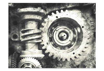 Industrial Close Up art print by Milli Villa for $22.50 CAD