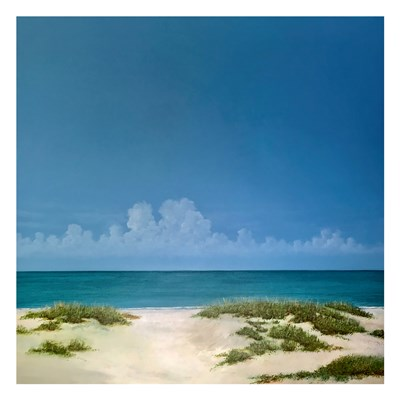 Beach Access art print by Peter Laughton for $18.75 CAD