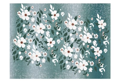 Scattered Blossoms art print by Candace Allen for $22.50 CAD