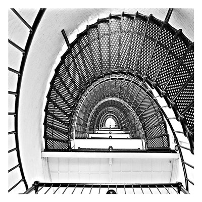 Stairs art print by Sandro De Carvalho for $18.75 CAD