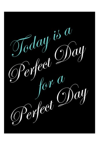 Perfect Day art print by Sheldon Lewis for $22.50 CAD