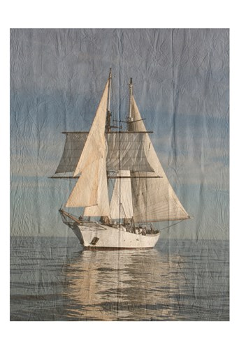 Yacht Club art print by Sheldon Lewis for $22.50 CAD