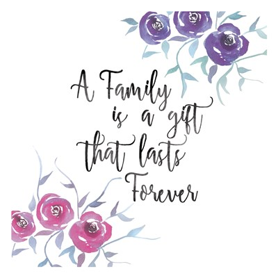 Family art print by Victoria Brown for $18.75 CAD
