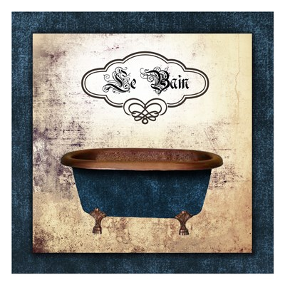 Bath 1 art print by Victoria Brown for $18.75 CAD