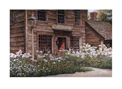 General Store art print by Dan Campanelli for $40.00 CAD