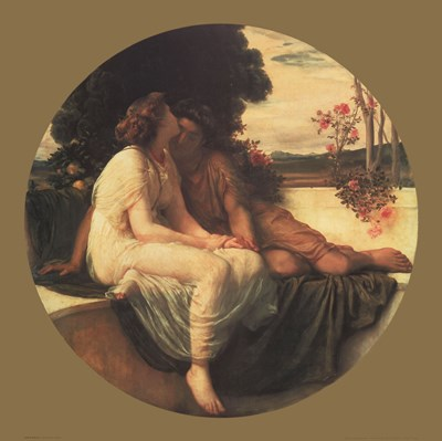Acme and Septimus art print by Frederic Leighton for $53.75 CAD