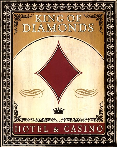 Hotel & Casino art print by Unknown for $26.25 CAD