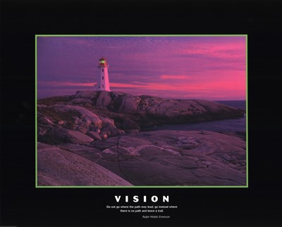 Vision art print by Unknown for $26.25 CAD