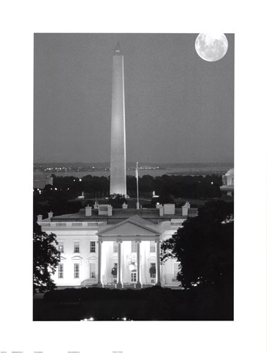 Washington Dc Bandw art print by Unknown for $26.25 CAD