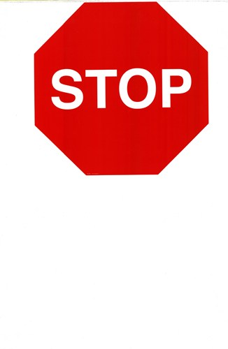Sign - Stop art print by Unknown for $45.00 CAD