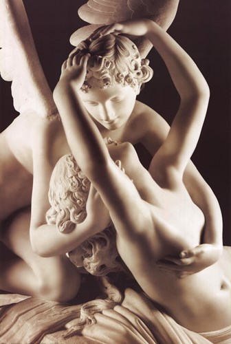 Ravishment Of Psyche art print by Antonio Canova for $53.75 CAD