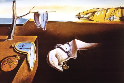 The Persistence of Memory, c.1931 art print by Salvador Dali for $26.25 CAD