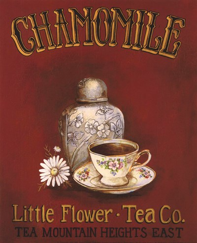 Chamomile - Mini art print by Gregory Gorham for $7.50 CAD