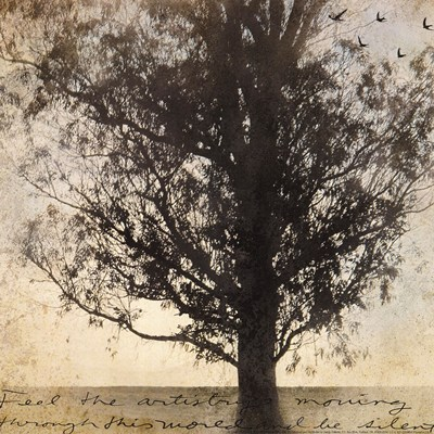 Under the Trees II art print by Amy Melious for $12.50 CAD
