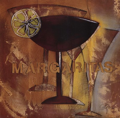 Time For Cocktails III art print by Susan Osborne for $12.50 CAD