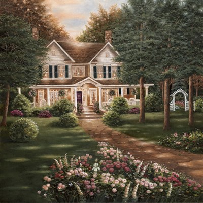 Carolina Evening I art print by Betsy Brown for $13.75 CAD