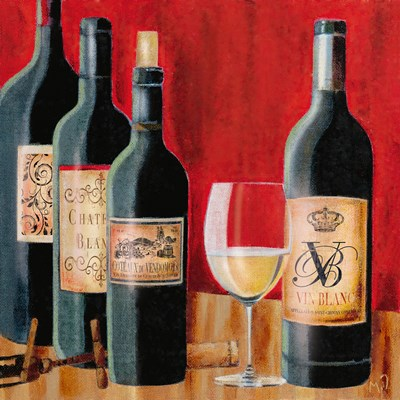 A Tasting II art print by Maria Donovan for $13.75 CAD