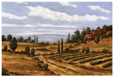 European Vista I art print by Charles Berry for $48.75 CAD