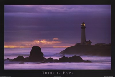 There is Hope art print by Ralph Clevenger for $15.00 CAD