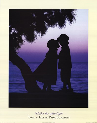 Under the Starlight art print by Photography Tom N Ellie for $7.50 CAD
