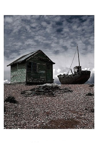 Dungeness art print by Gill Copeland for $20.00 CAD