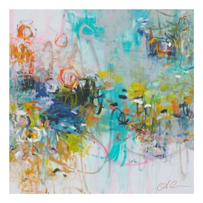 Fresh Anointing art print by Amy Donaldson for $40.00 CAD