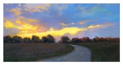 The Road Home art print by Jed Dorsey for $60.00 CAD