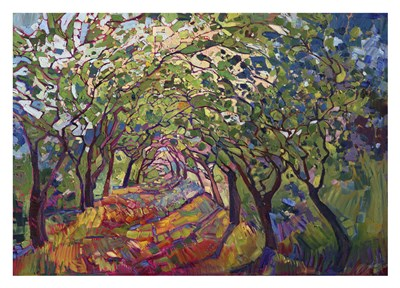 The Path art print by Erin Hanson for $60.00 CAD