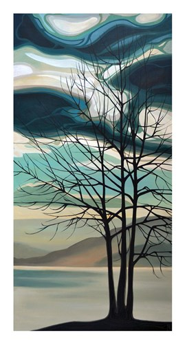 Stark Beauty art print by Erica Hawkes for $32.50 CAD
