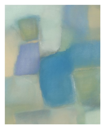 Blue Jazz art print by Max Jones for $40.00 CAD