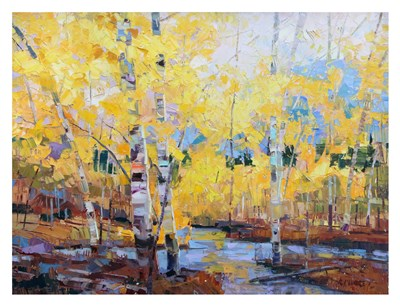Amarillo Autumn art print by Robert Moore for $60.00 CAD