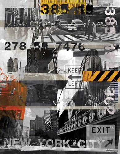 New York Style XI art print by Sven Pfrommer for $66.25 CAD
