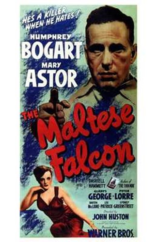 The Maltese Falcon art print by Unknown for $26.25 CAD