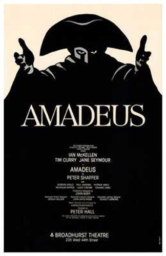 Amadeus (Broadway Play) art print by Unknown for $26.25 CAD